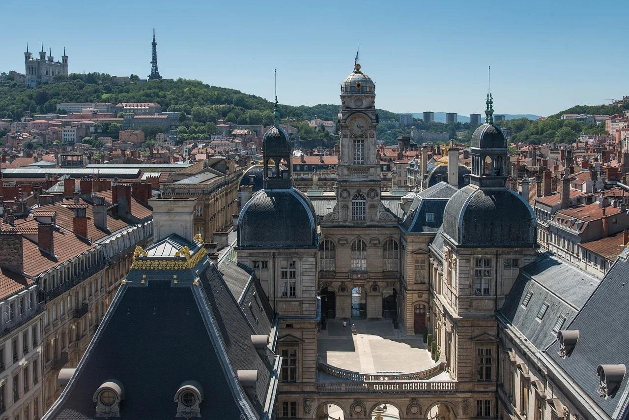 Présentation de l'hôtel la Résidence à Lyon